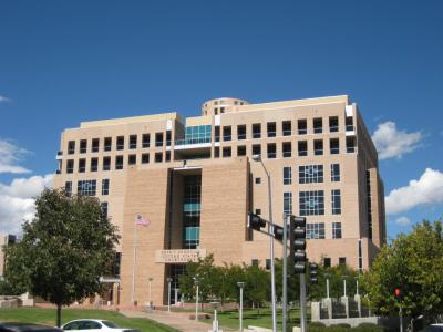Pete Domenici Courthouse